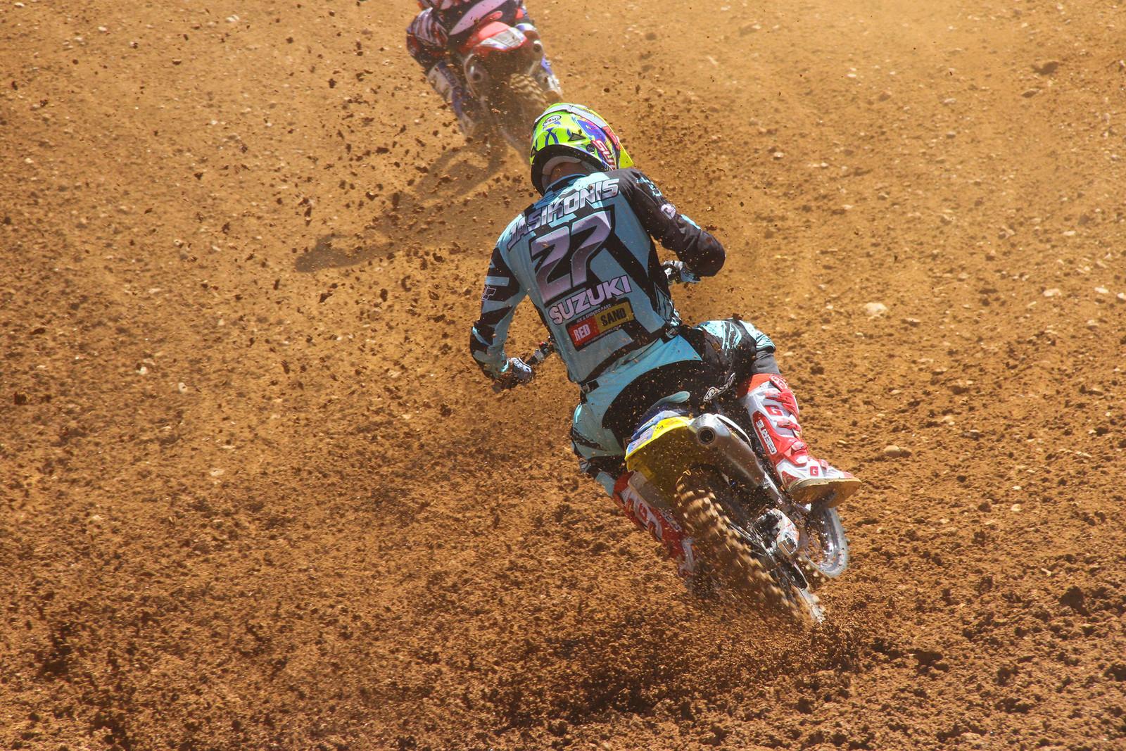 Arminas Jasikonis - ayearinmx - Motocross Pictures - Vital MX