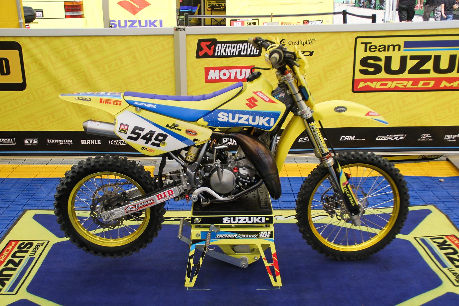 Jett Lawrence 85cc - ayearinmx - Motocross Pictures - Vital MX