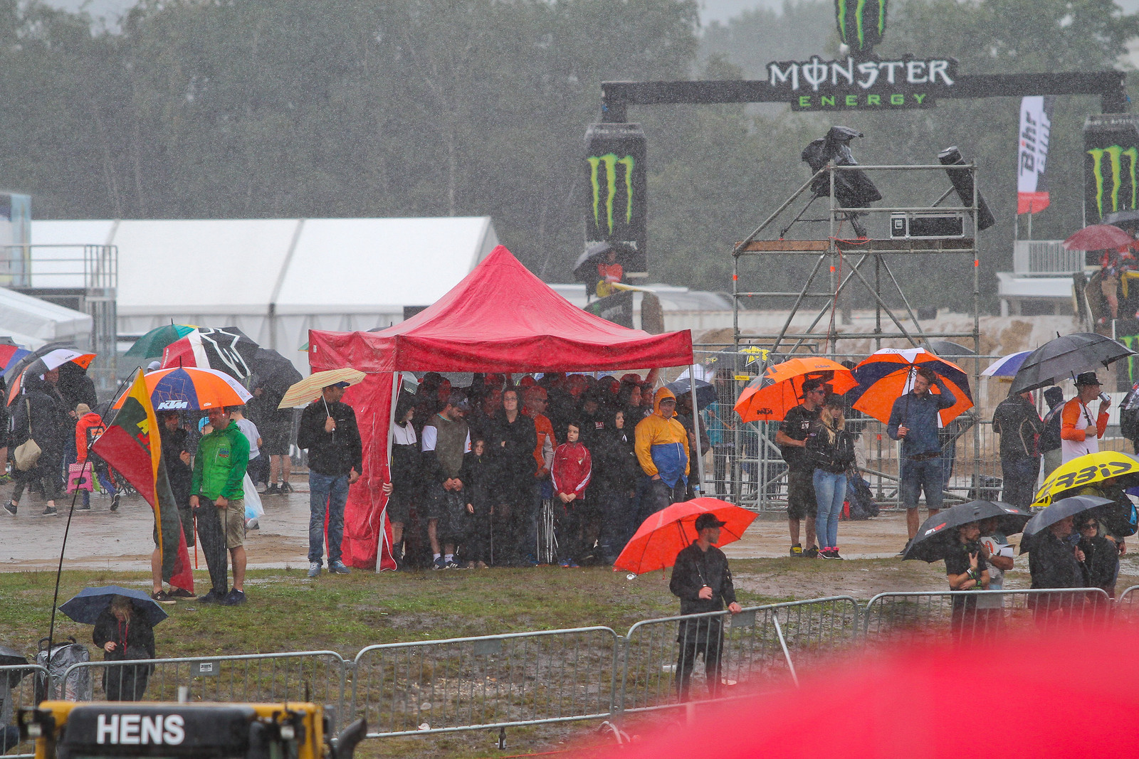 Shelter from the Storm - ayearinmx - Motocross Pictures - Vital MX