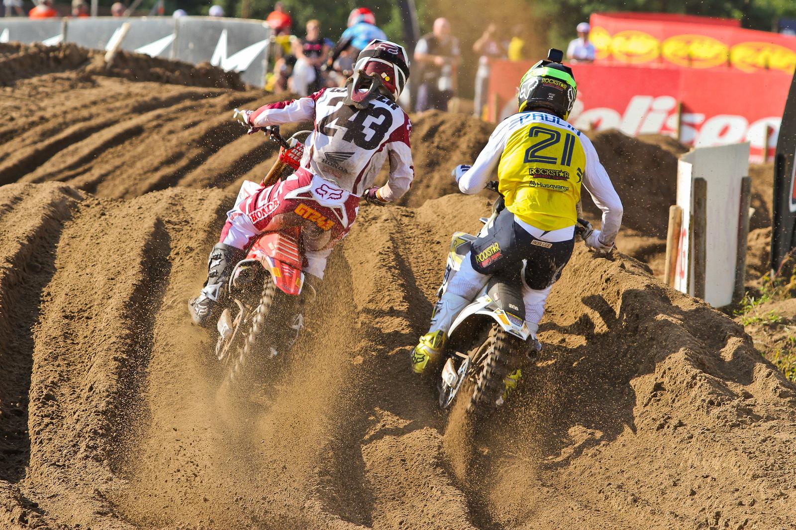 Tim Gajser / Gautier Paulin - ayearinmx - Motocross Pictures - Vital MX