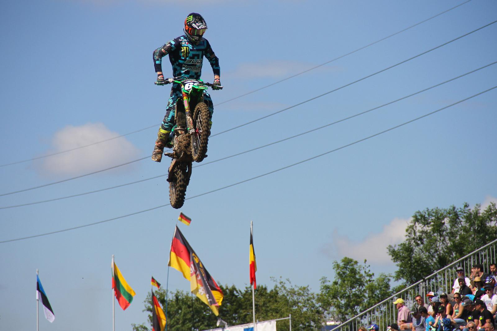 Tristan Charboneau - ayearinmx - Motocross Pictures - Vital MX