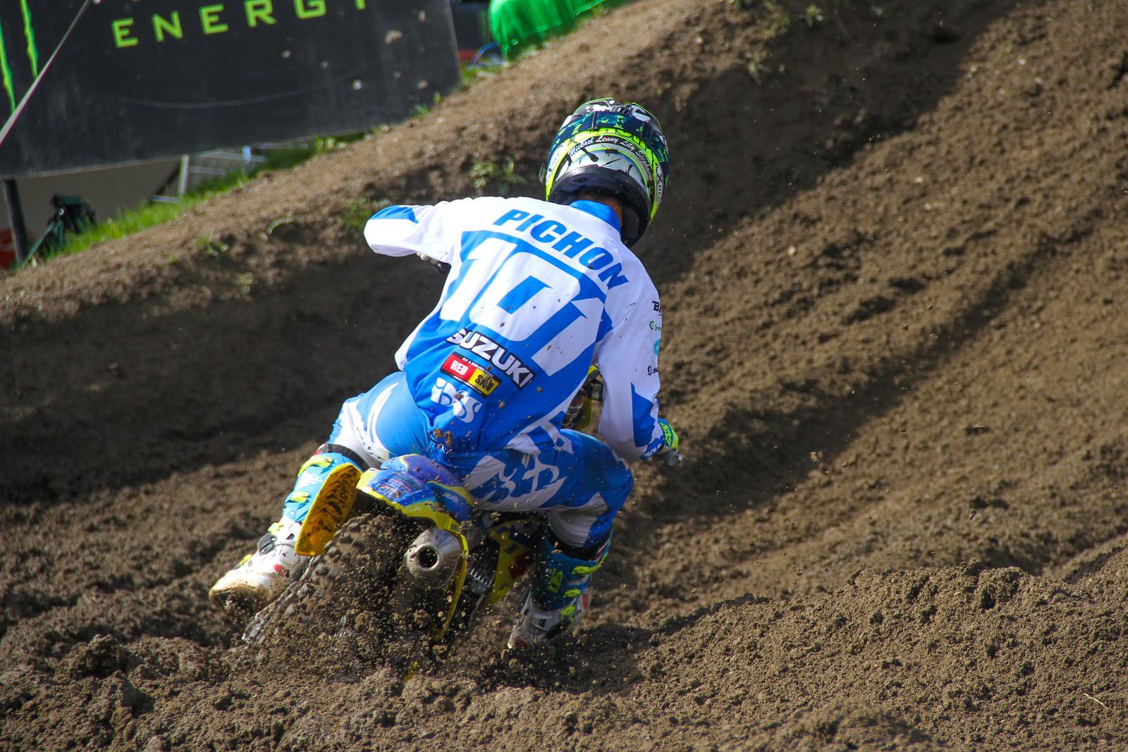 Zach Pichon - ayearinmx - Motocross Pictures - Vital MX