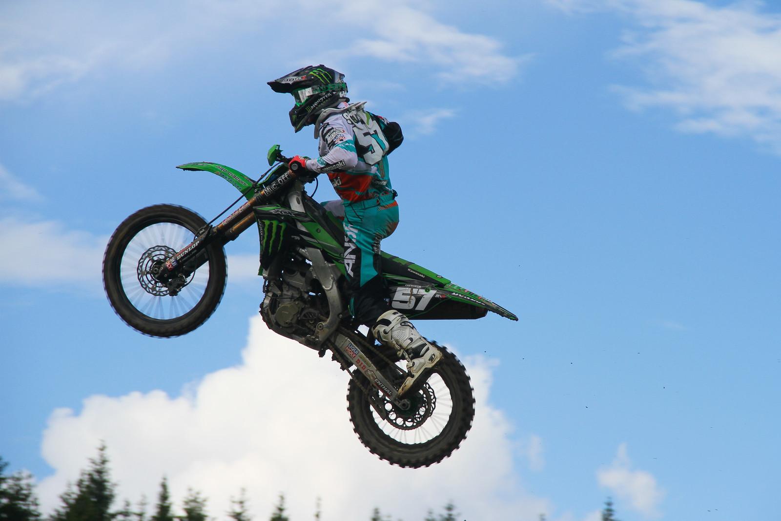 Darian Sanayei - ayearinmx - Motocross Pictures - Vital MX