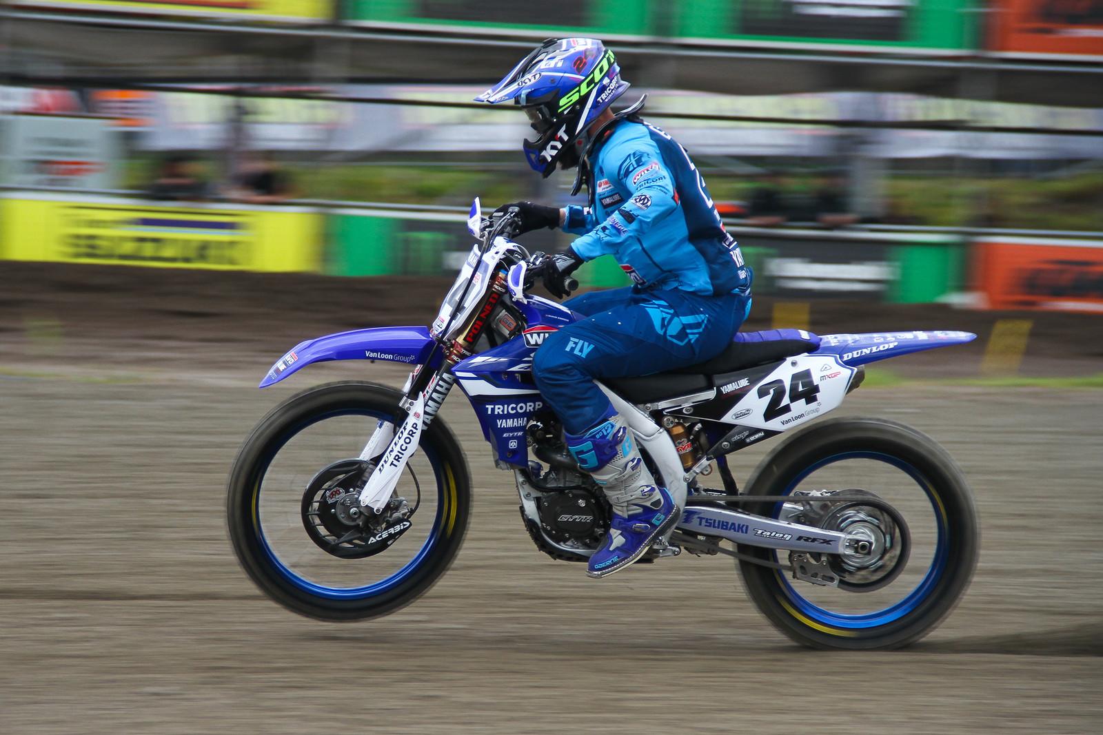 Shaun Simpson - ayearinmx - Motocross Pictures - Vital MX