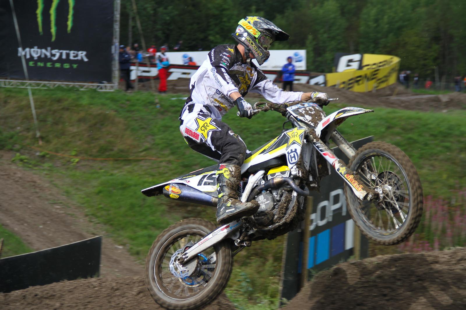 Thomas Kjer Olsen - ayearinmx - Motocross Pictures - Vital MX