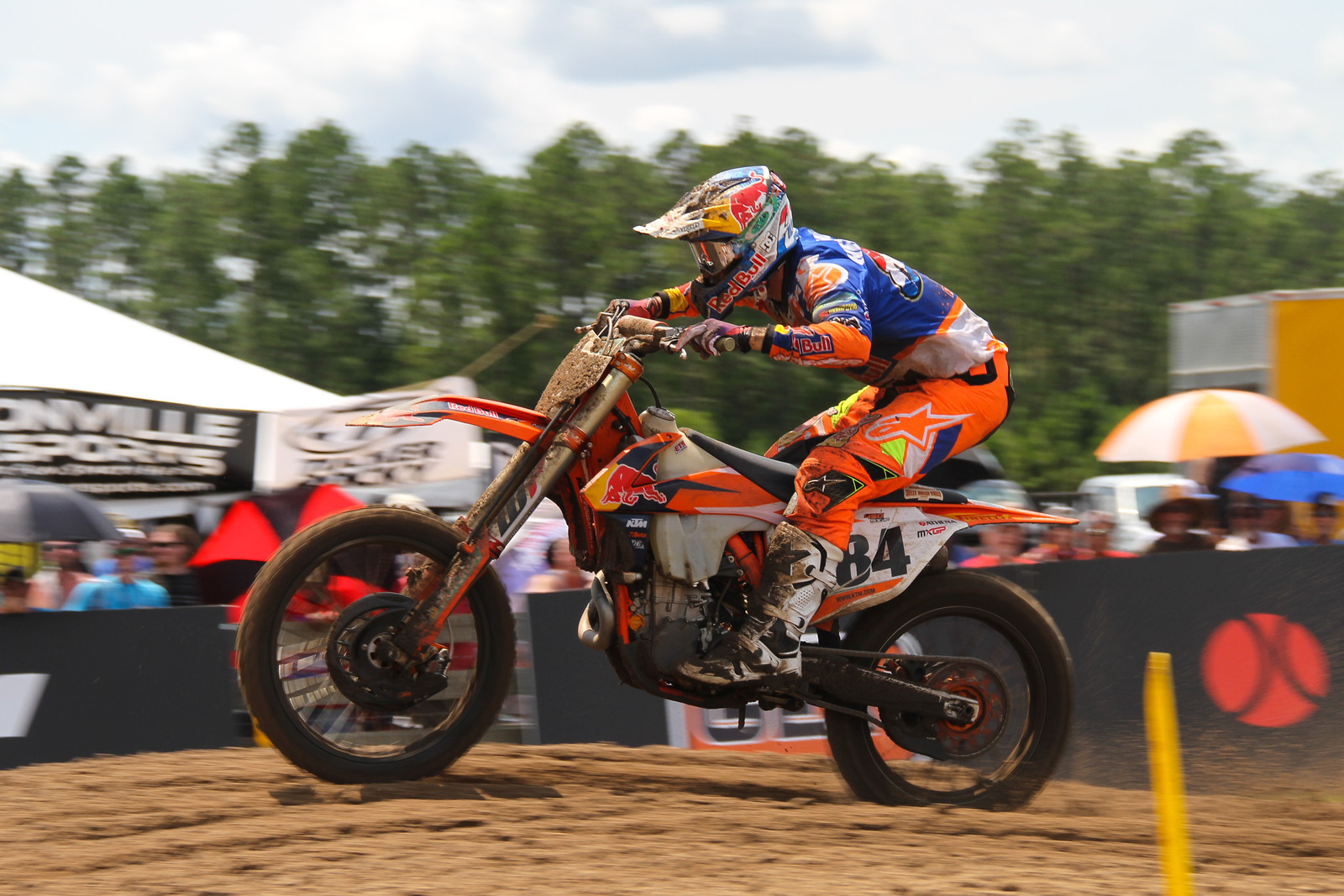 Jeffrey Herlings Gas Tank - ayearinmx - Motocross Pictures - Vital MX