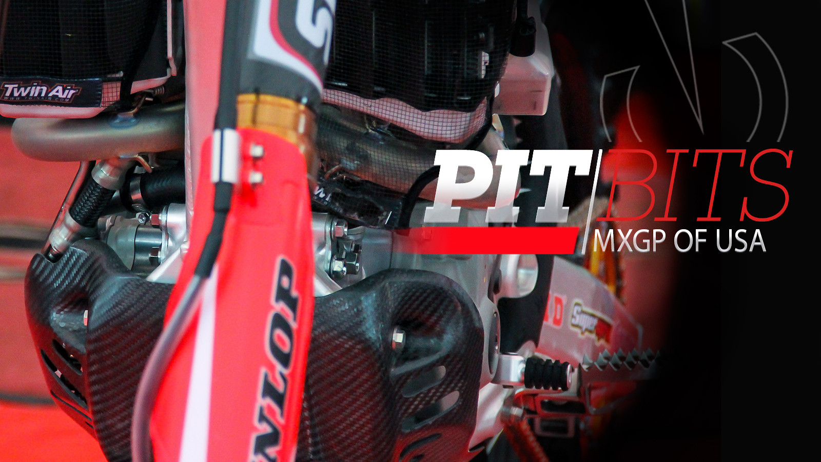 Vital MX Pit Bits: 2017 MXGP of USA - 2018 CRF250R - ayearinmx - Motocross Pictures - Vital MX