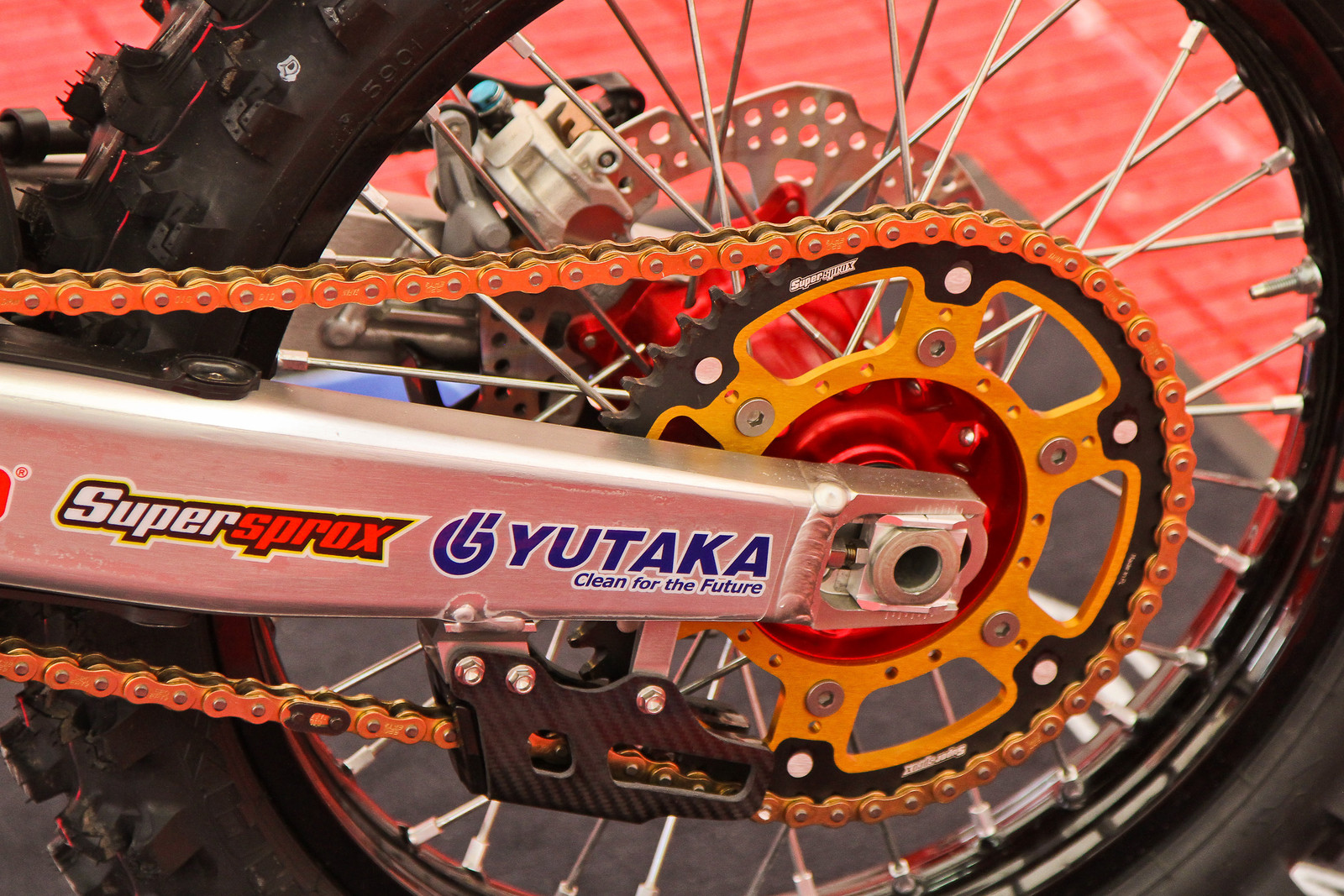 2018 Honda CRF250RW - Those sprockets aren't real... - ayearinmx - Motocross Pictures - Vital MX