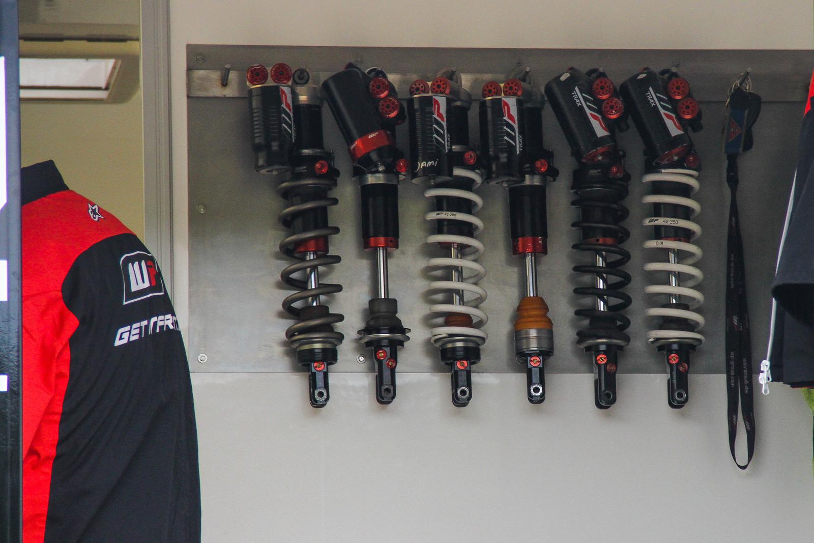 New WP Shocks - ayearinmx - Motocross Pictures - Vital MX