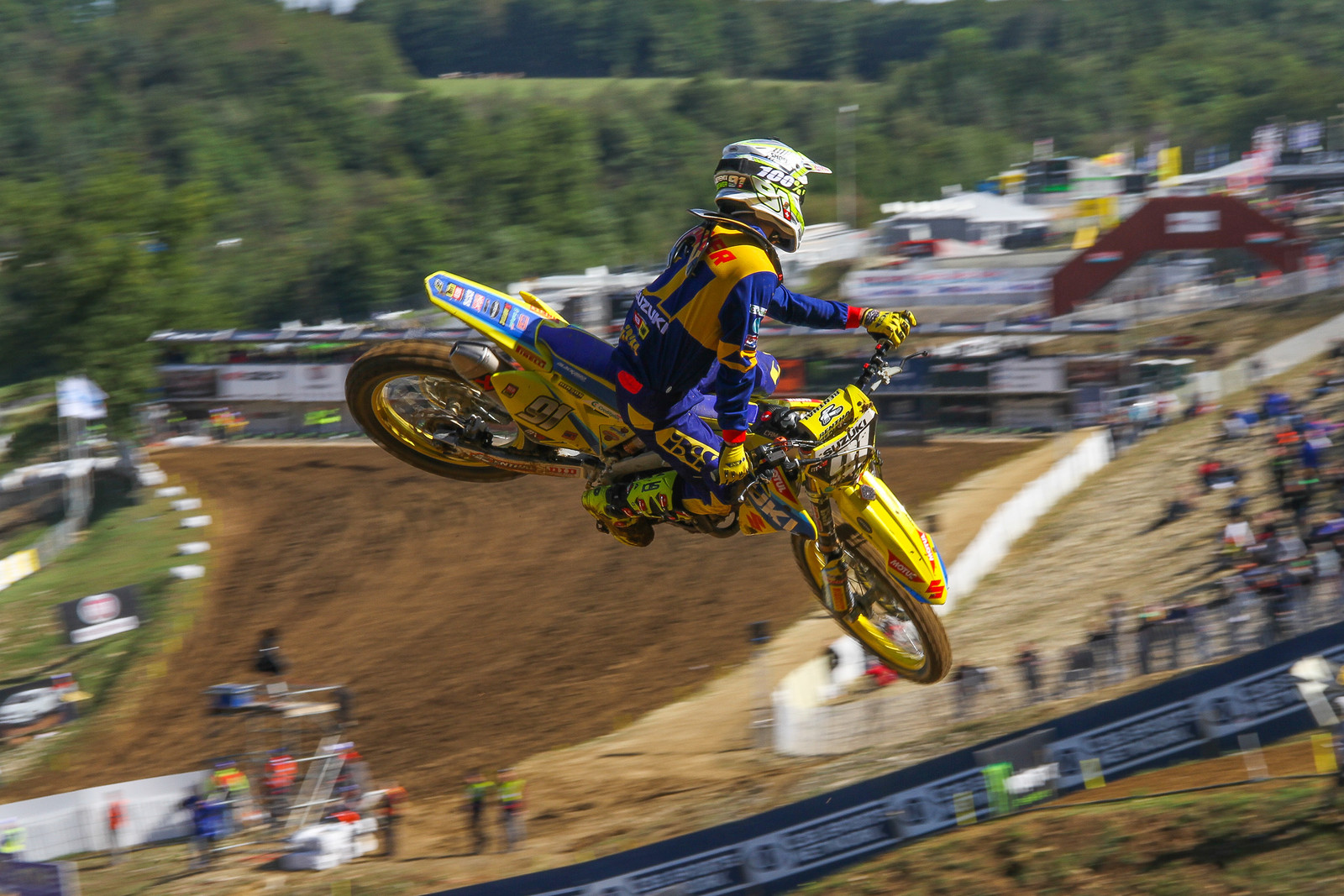 Jeremy Seewer - ayearinmx - Motocross Pictures - Vital MX