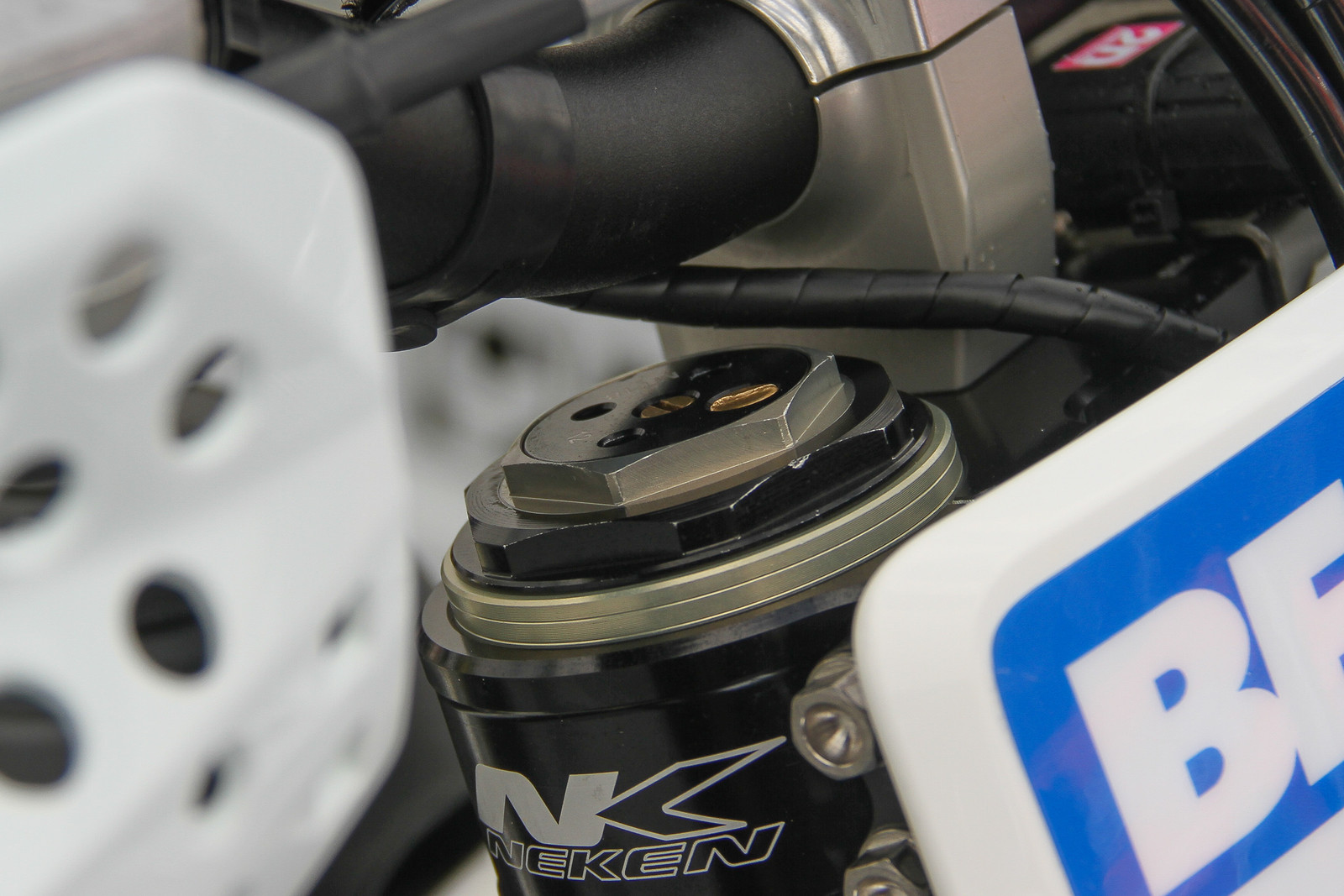 Gautier Paulin's Bike - ayearinmx - Motocross Pictures - Vital MX