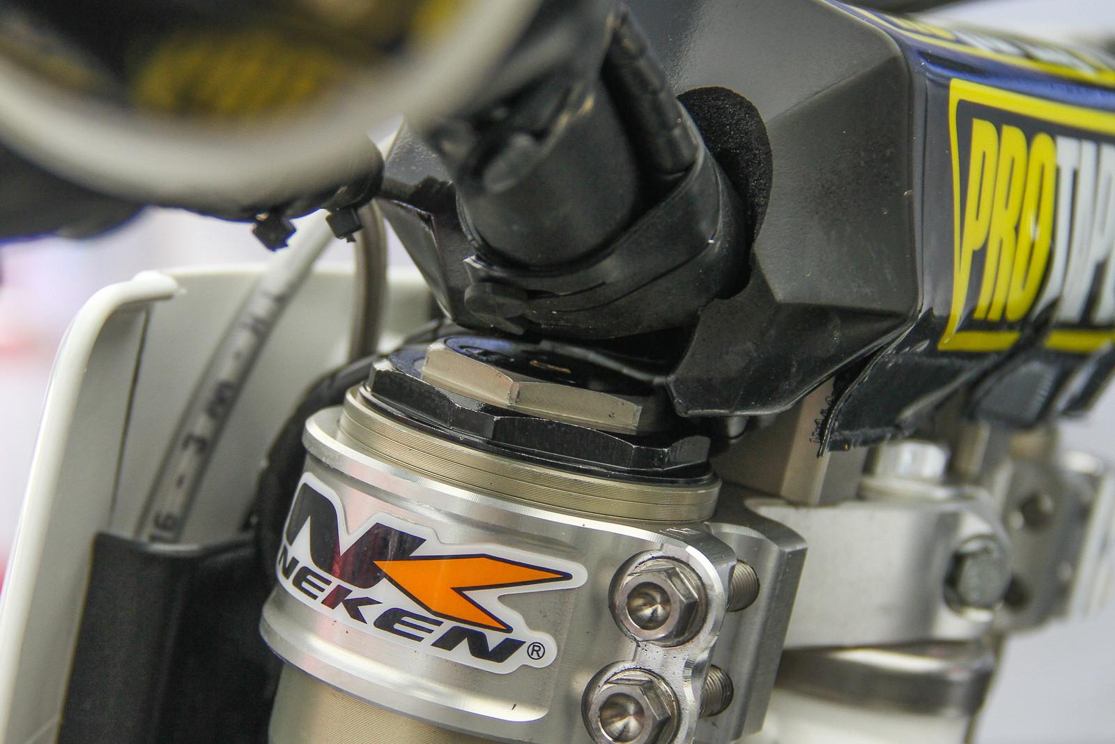 Max Nagl's Bike - ayearinmx - Motocross Pictures - Vital MX
