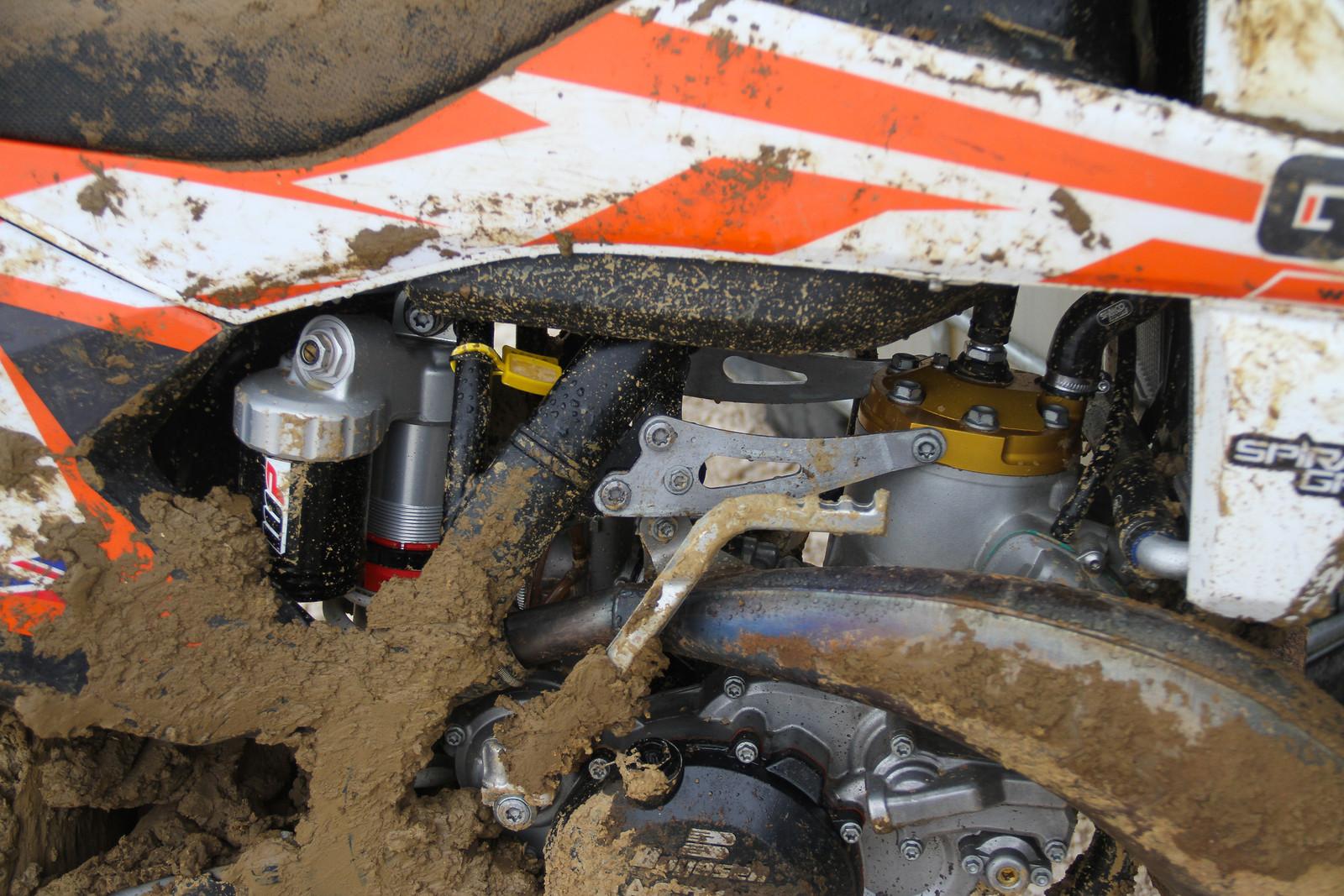 James Dunn's Bike - ayearinmx - Motocross Pictures - Vital MX