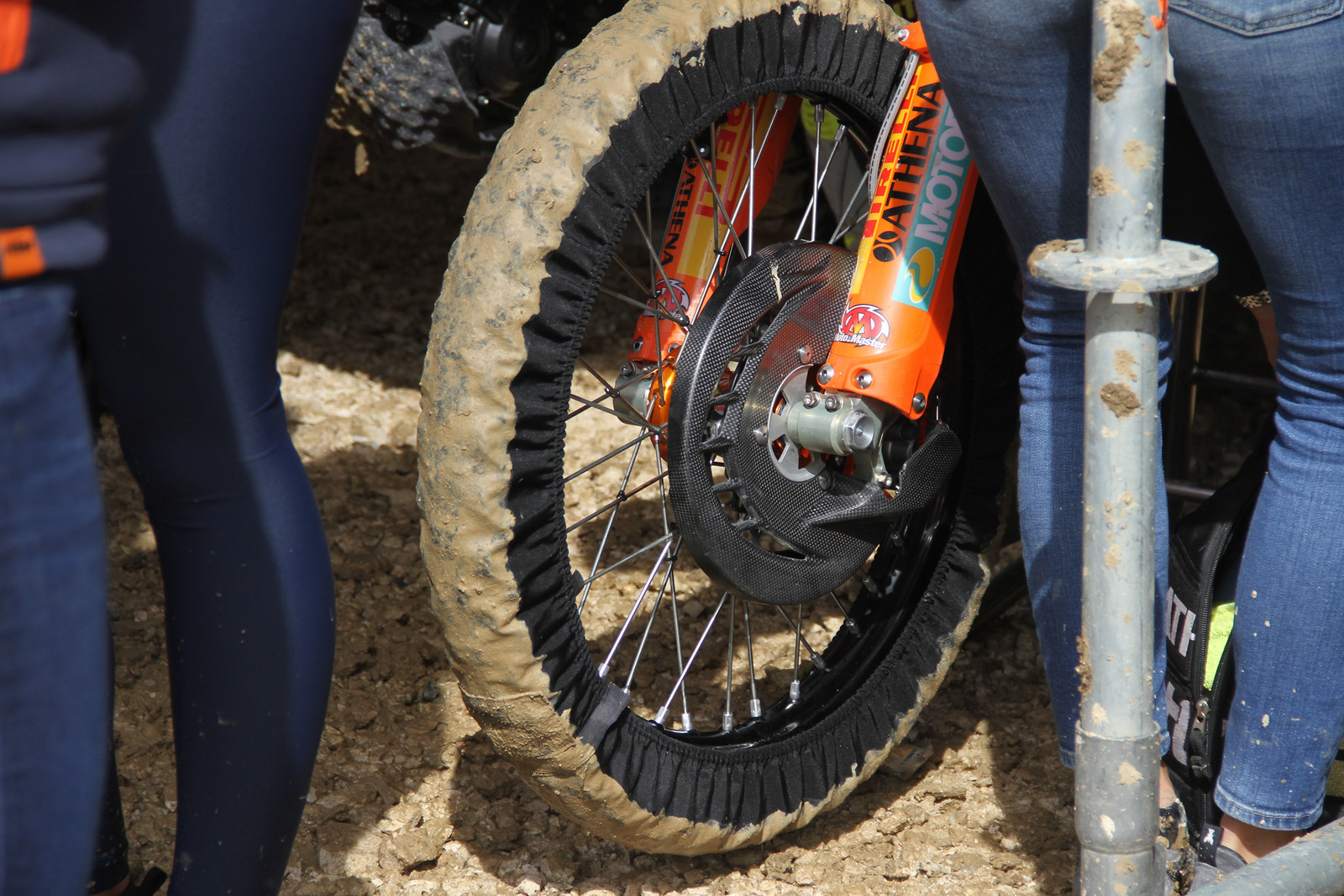 Tire Covers - ayearinmx - Motocross Pictures - Vital MX