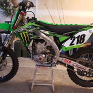 2014 KX450f MEK