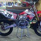 2004 CRF 450