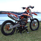 Crush's KTM 350SXF - Done!