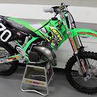 1997 SplitFire Pro Circuit KX125