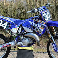 2001 Yamaha of Troy YZ125 Replica
