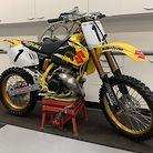2000 Factory Suzuki RM250 Replica
