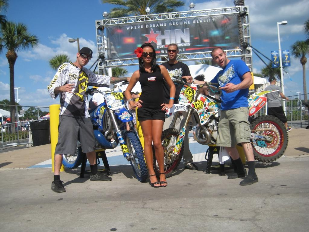 Team FMX East & Hot Import Nights - Stroker Industries - Motocross Pictures - Vital MX