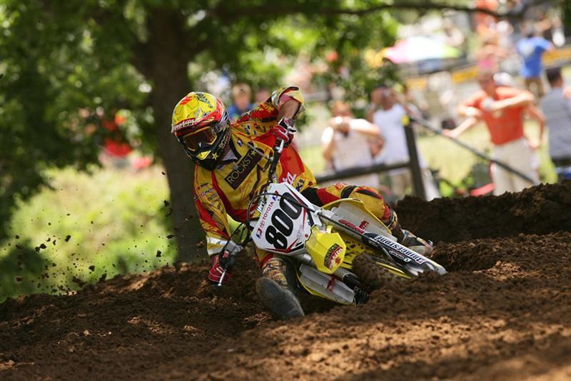 Alessi corner shot - Kinetic1 - Motocross Pictures - Vital MX