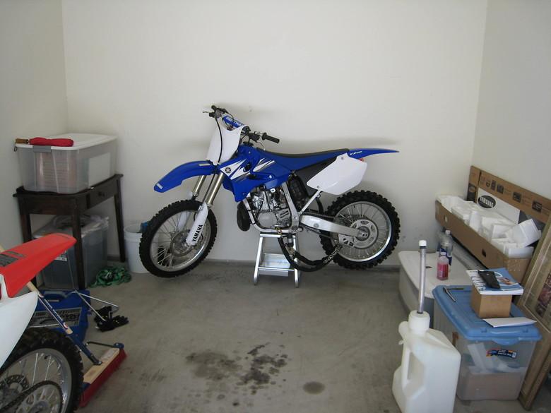 bd's Yamaha
