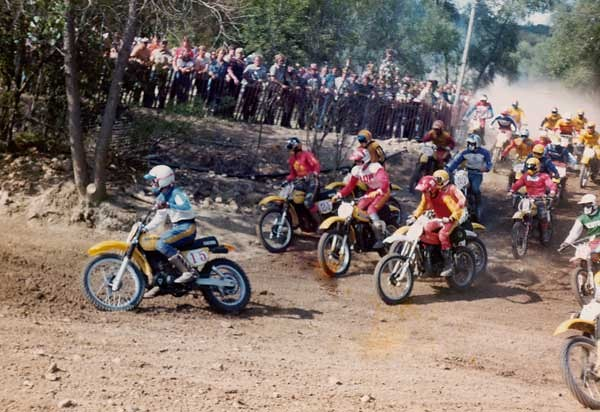 Milville National - 1977 - cloverdale - Motocross Pictures - Vital MX