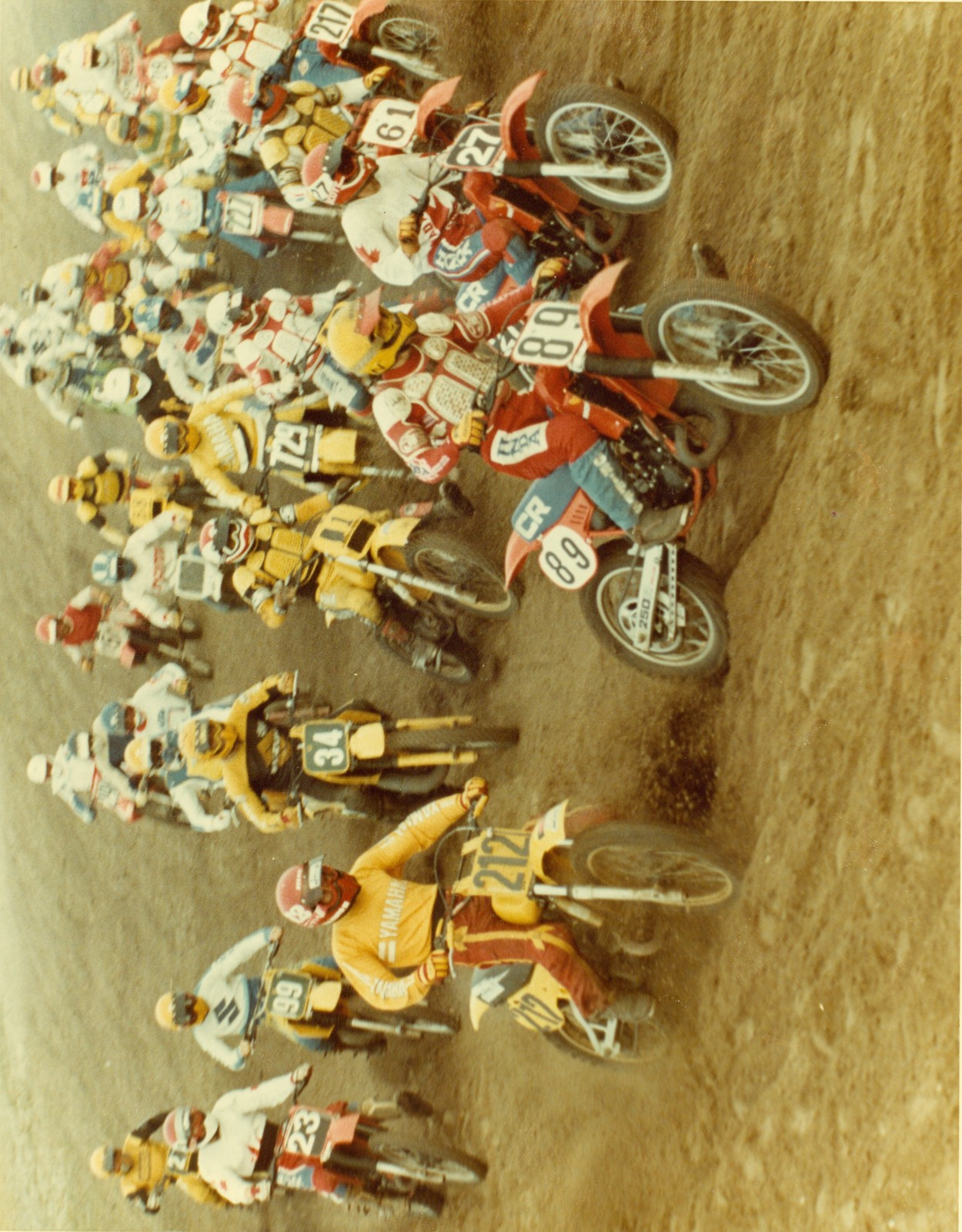St Pete 19820001 - BVS40FL - Motocross Pictures - Vital MX