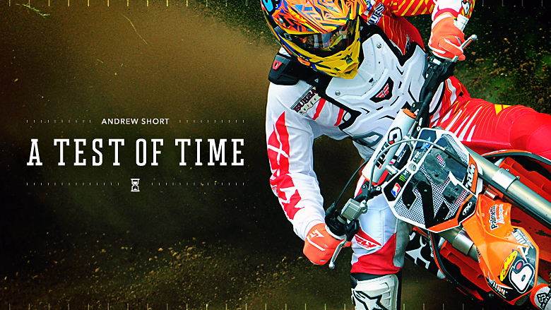 A Test of Time: Andrew Short