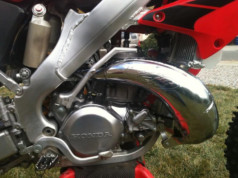 2006 CR 250 BUILD ---'2000 ENGINE'