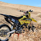 2008 RM250 Restyle