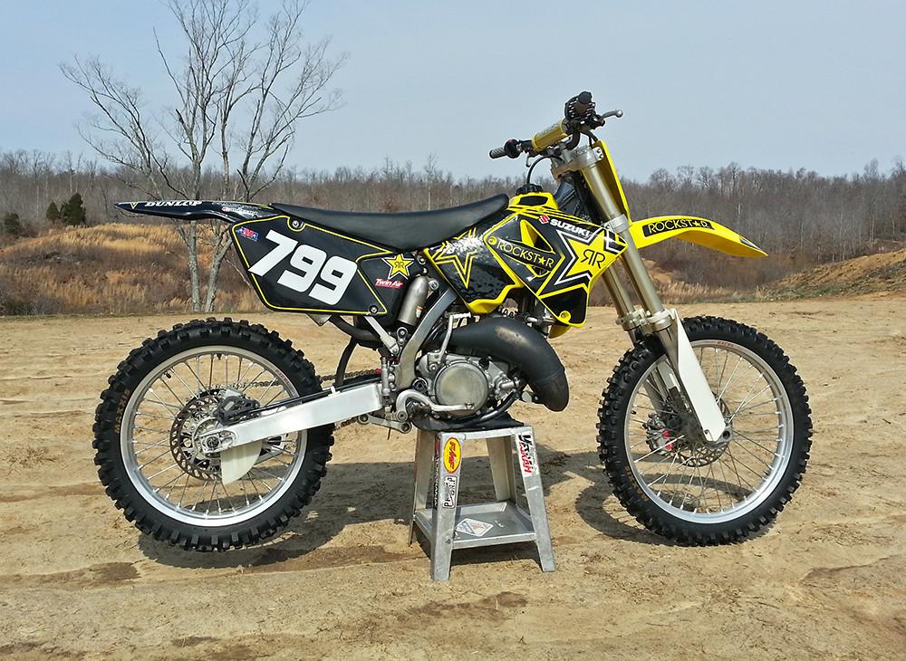 Suzuki  Stroke Dirt Bike
