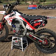 REC MX 2014 CRF450R