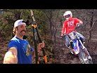 Trail building, trail tools and how to cut in single track