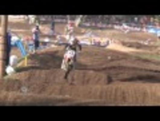2012 Loretta Lynn's Amateur National feat. RADMX.com rider Zach Bell