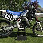 1988 Cagiva WMX 125