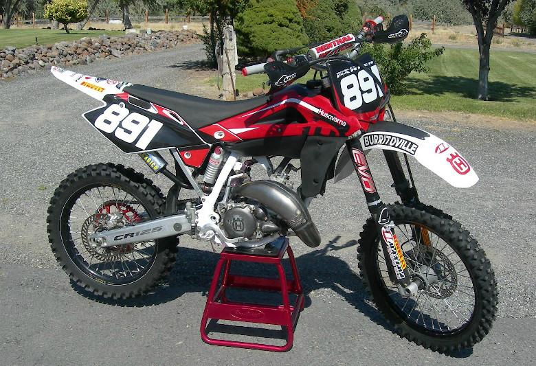 2008 Husqvarna Cr 125 - Wpark89 U0026 39 S Bike Check