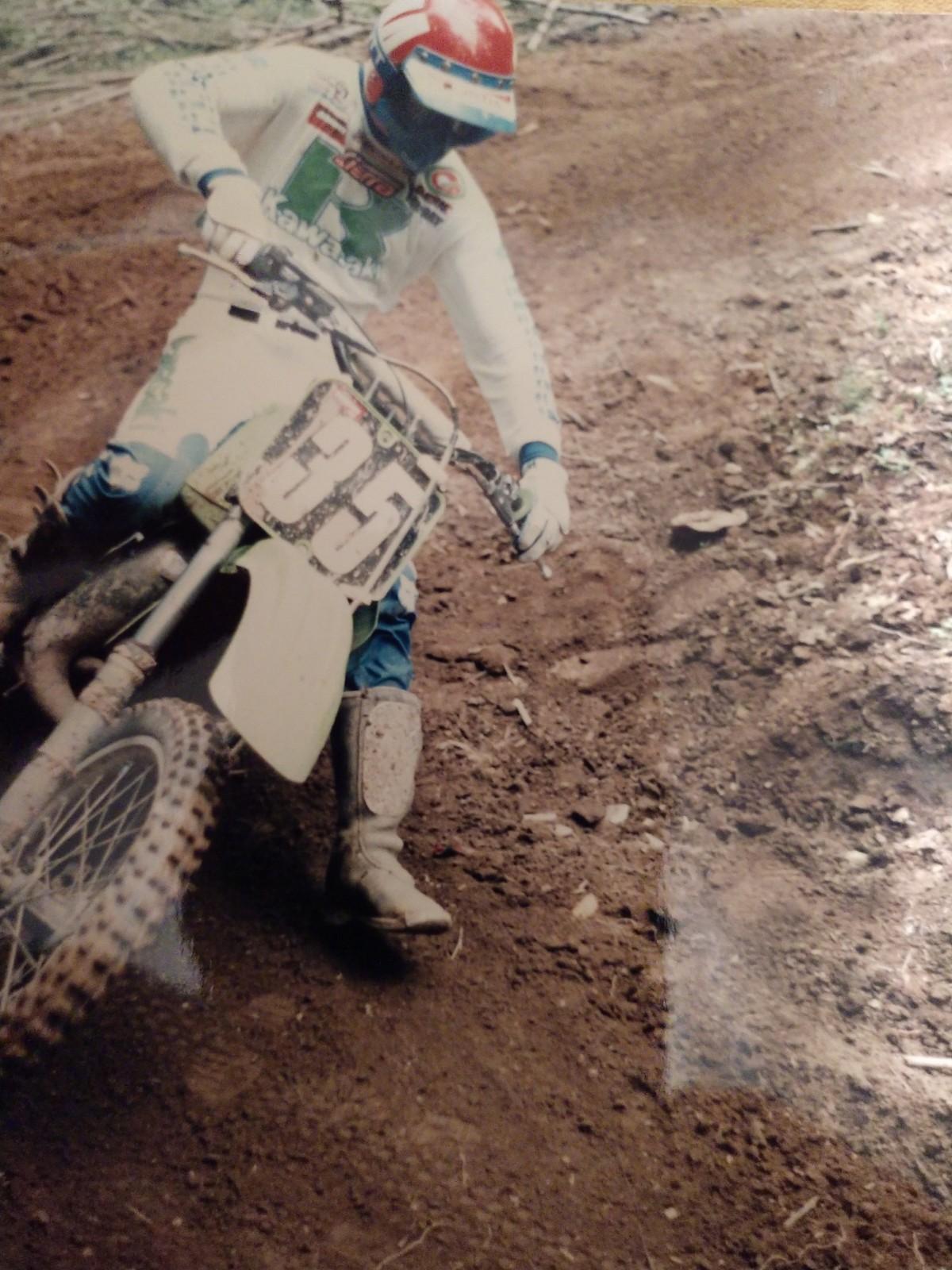 Jeffro 1985 KX 125 - jeffro503 - Motocross Pictures - Vital MX