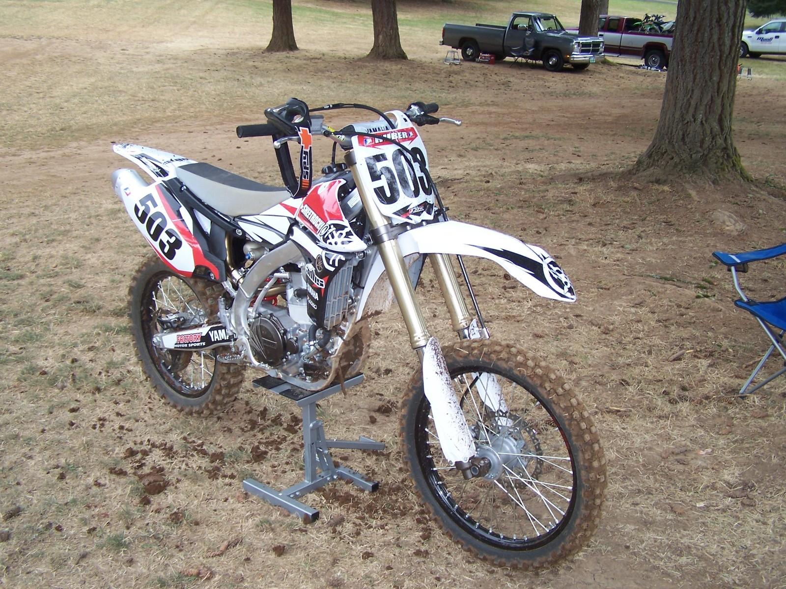 Huber YZ450F 1 - jeffro503 - Motocross Pictures - Vital MX