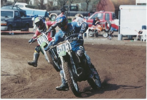 Jeff at woodland #2 - jeffro503 - Motocross Pictures - Vital MX
