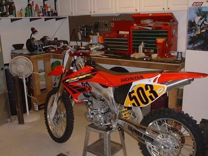 Jeff's CRF #3 - jeffro503 - Motocross Pictures - Vital MX