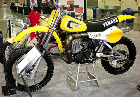 My 1981 Yamaha Yz465 Bogmasterr Motocross Pictures
