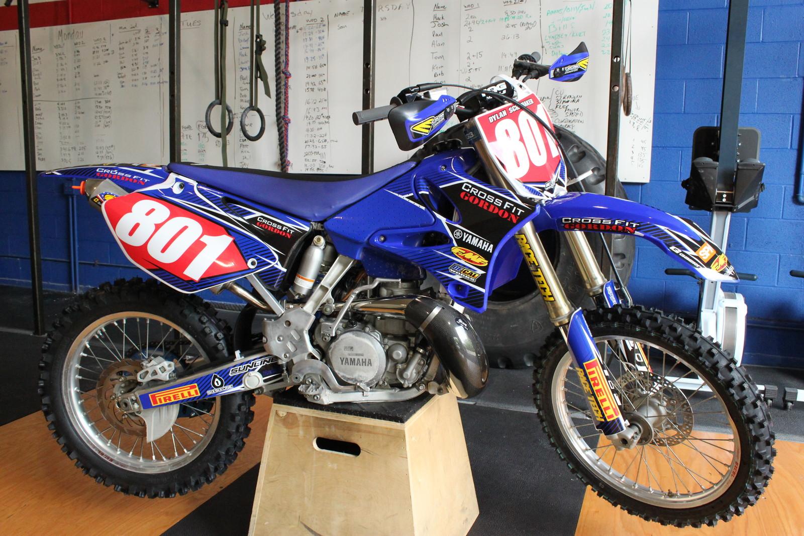 2005 Yz 250 Dyl80 S Bike Check Vital Mx