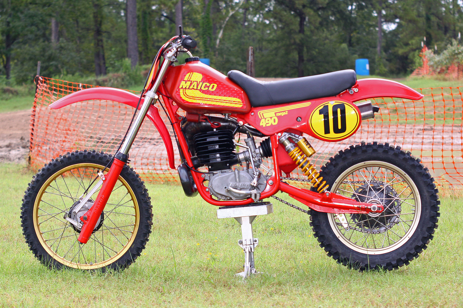 490 at Rio1 - bigmaico - Motocross Pictures - Vital MX