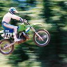 1980's Motocross - John and Mike Magada