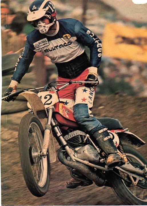 Jim Pomeroy - Stoneface - Motocross Pictures - Vital MX