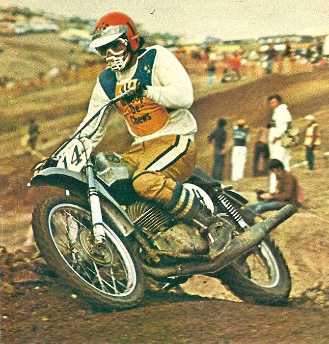 Marty Tripes - Stoneface - Motocross Pictures - Vital MX