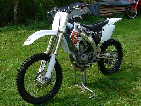 Monter's Honda