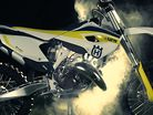 2015 Husqvarna 125cc Test - ''Motocross Top Gear''